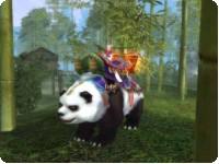 騎乗ペット「パンダ」 1