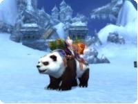 騎乗ペット「パンダ」 2