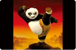 カンフーパンダ KUNG FU PANDA TM & c 2008 by DreamWorks Animation L.L.C. All Rights Reserved.